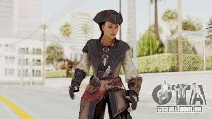 Assassins Creed 4 DLC - Aveline de Grandpré para GTA San Andreas