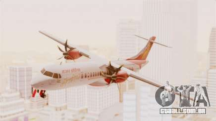 ATR 72-600 Air India Regional para GTA San Andreas