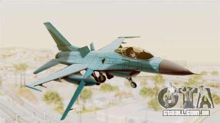 F-16 Fighting Falcon Civilian para GTA San Andreas