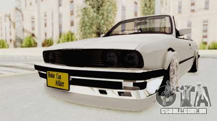 BMW 316i E30 para GTA San Andreas
