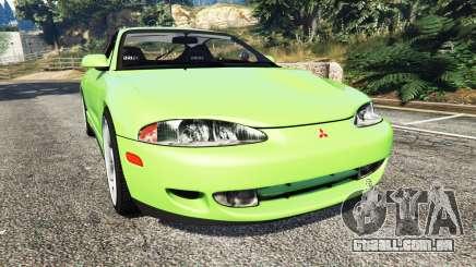 Mitsubishi Eclipse GSX para GTA 5
