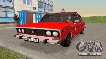 VAZ 2106 Formação para GTA San Andreas