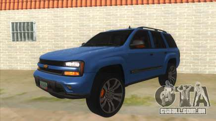 Chevrolet TrailBlazer para GTA San Andreas