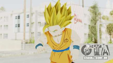 Dragon Ball Xenoverse Gohan Teen DBS SSJ2 v2 para GTA San Andreas