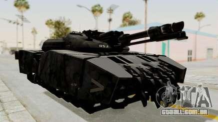 T-470 Hover Tank para GTA San Andreas