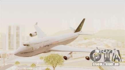 Boeing 747-400 Malaysia Airlines Tabung Haji para GTA San Andreas