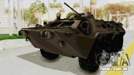 BTR-80 Desert Turkey para GTA San Andreas