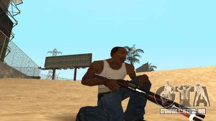 Shotgun Cyrex para GTA San Andreas
