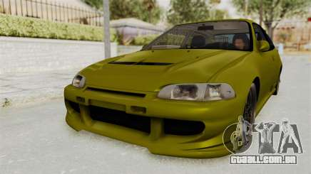 Honda Civic Fast and Furious para GTA San Andreas