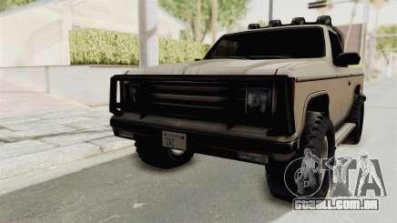 Rancher Style Bronco para GTA San Andreas