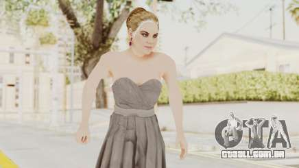 GTA 5 Princess of the Universe para GTA San Andreas