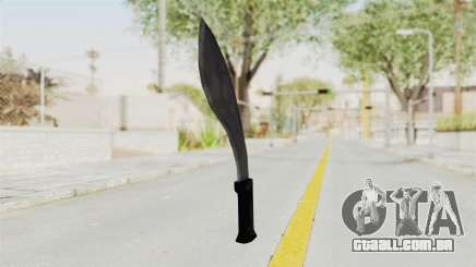 Liberty City Stories - Machete para GTA San Andreas