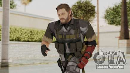 MGSV The Phantom Pain Venom Snake No Eyepatch v7 para GTA San Andreas