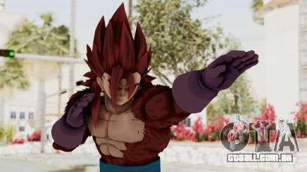 Dragon Ball Xenoverse Vegito SSJ4 para GTA San Andreas