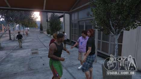 GTA 5 Knockout terceiro screenshot
