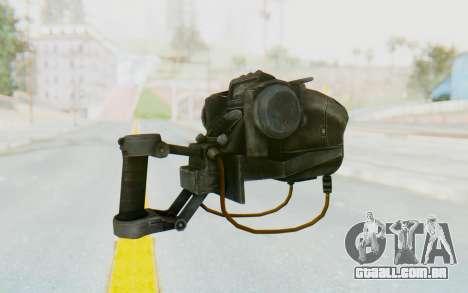 Mesmetron from Fallout 3 para GTA San Andreas segunda tela