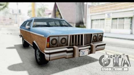 Pontiac Bonneville Safari from Bully para GTA San Andreas