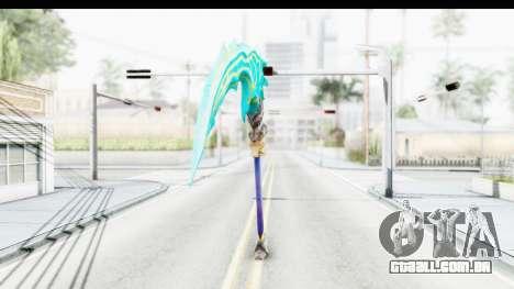 Orochi Weapon para GTA San Andreas segunda tela