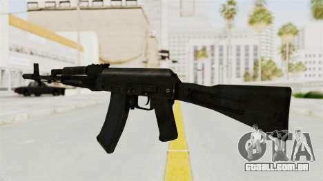 AK-74M v1 para GTA San Andreas segunda tela