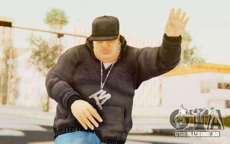 Def Jam Fight For New York - Fat Joe para GTA San Andreas