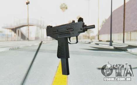 Mini Micro Uzi v1 para GTA San Andreas segunda tela