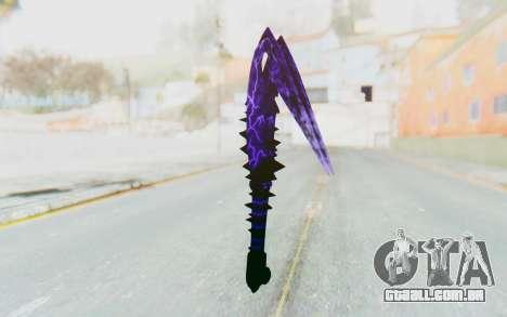 Hades Claw para GTA San Andreas