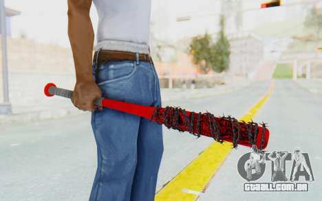 Lucile Bat v3 para GTA San Andreas terceira tela