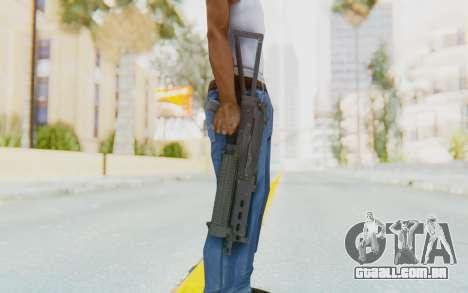 Federation Elite PP19 para GTA San Andreas terceira tela