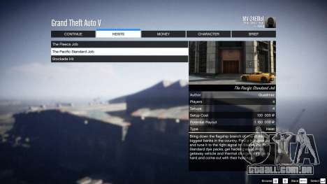 GTA 5 Heist Project 0.4.32.678 nono screenshot
