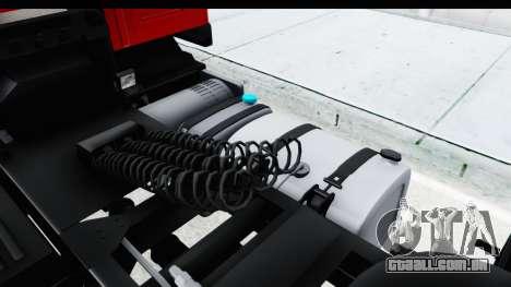 Volvo FMX Euro 5 v2.0 para vista lateral GTA San Andreas