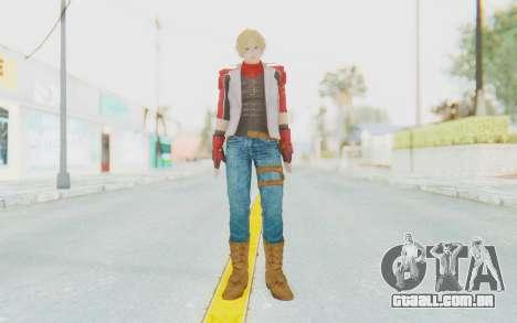 Leo Kliesen Skin para GTA San Andreas segunda tela