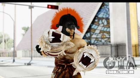God of War 3 - Hercules v2 para GTA San Andreas