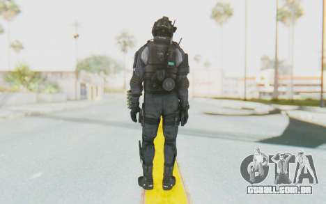 Federation Elite Shotgun Original para GTA San Andreas terceira tela