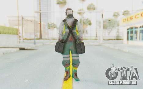 The Division Cleaners - Fumigator para GTA San Andreas segunda tela
