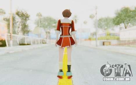 Dynasty Warriors 7 Sun Shangxiang School DLC para GTA San Andreas terceira tela