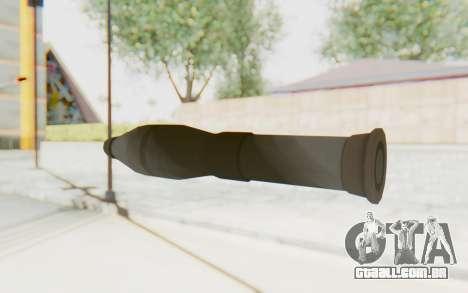 Missile from TF2 para GTA San Andreas terceira tela