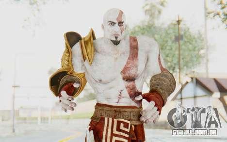 Kratos v1 para GTA San Andreas