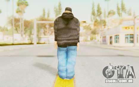Def Jam Fight For New York - Fat Joe para GTA San Andreas terceira tela