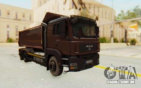 MAN TGA Energrom Edition v2 para GTA San Andreas