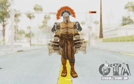 Hercules Skin v1 para GTA San Andreas segunda tela