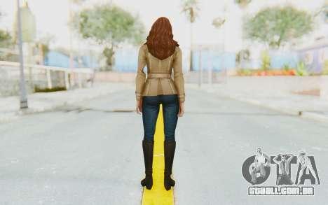 Marvel Future Fight - Black Widow (Civil War) para GTA San Andreas terceira tela