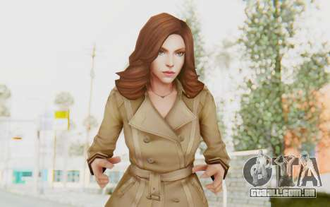 Marvel Future Fight - Black Widow (Civil War) para GTA San Andreas