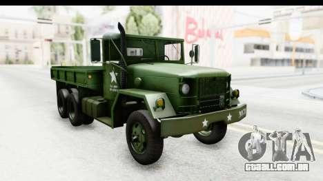 AM General M35A2 para GTA San Andreas