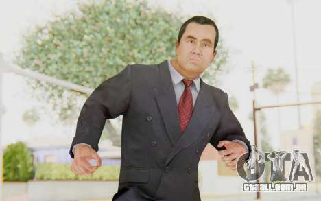 Mafia 2 - Gravina Boss Black para GTA San Andreas