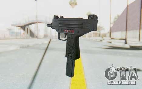 Mini Micro Uzi v1 para GTA San Andreas terceira tela