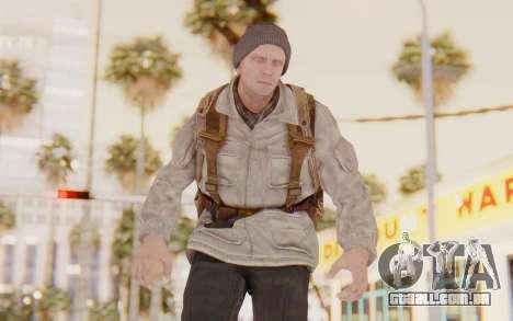 COD BO Russian Soldier v1 para GTA San Andreas
