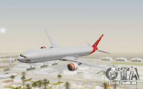 Boeing 777-300ER Virgin Australia v1 para GTA San Andreas