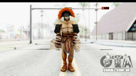 God of War 3 - Hercules v2 para GTA San Andreas segunda tela