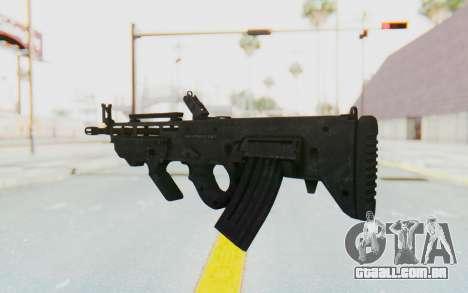 Federation Elite FAD para GTA San Andreas segunda tela