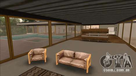Beta Mulholland Safehouse para GTA San Andreas